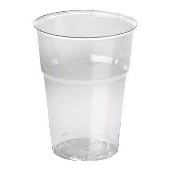 Glass Duni Trend plast 25cl (1000 stk)