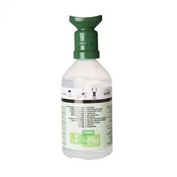Plum øyeskyll natriumklorid 500 ml