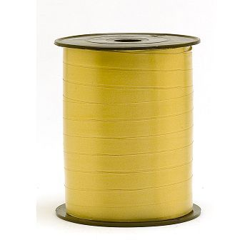 Gavebånd 10mm x 250meter gull