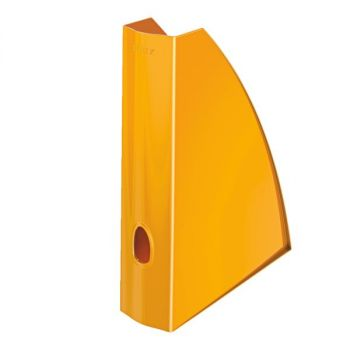 Tidsskriftkassett Leitz Plus WOW, Oransje metallic