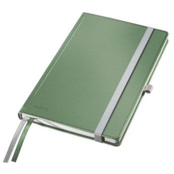 Notatbok Style A5 Hard Linjert 80 ark, Celadon Grønn