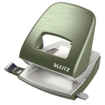 Hullemaskin Leitz Style 2 hull inntil 30 ark, Celadon Grønn