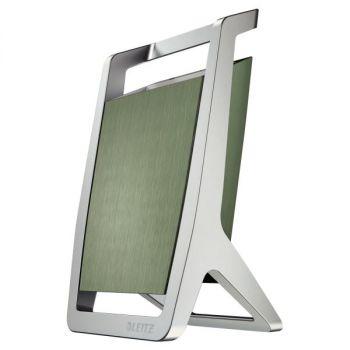 Penneholder Leitz Style, Sølv/Celadon Grønn