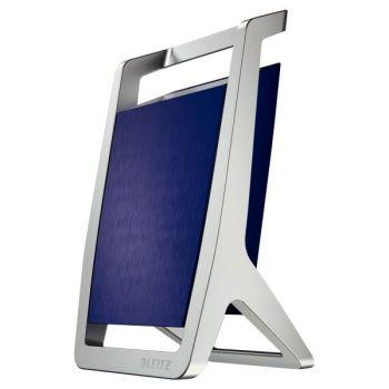 Penneholder Leitz Style, Sølv/Titan Blå
