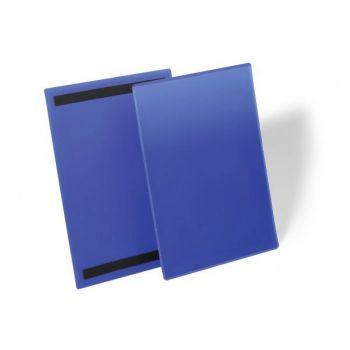 Magnetisk Plastlomme A4 Stående pk A 50 Stk