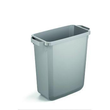 Avfallskurv Durabin 60 Liter, grå