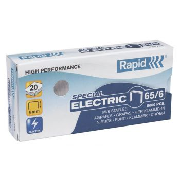 Stifter 65/6 Electric (5000 stk pr eske)