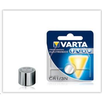 Batteri 3V Varta CR 1-3N C1. Pakke à 1 stk