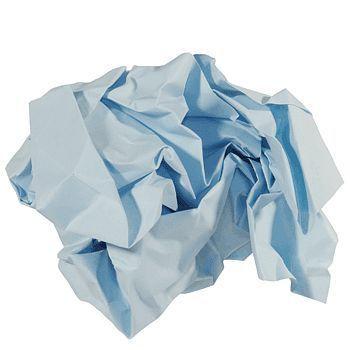 Kopipapir farget A4 (nr 72) 80g, Lys Blå (500 ark)