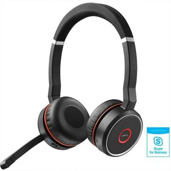 JABRA Headset Evolve 75 Link 370 MS