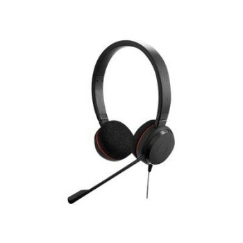 Headset, Jabra Evolve 20 MS Stereo USB