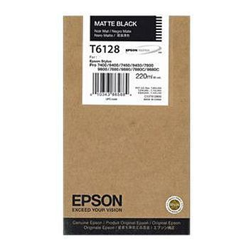 Blekk Epson 106r01357 Matt Sort 220ml