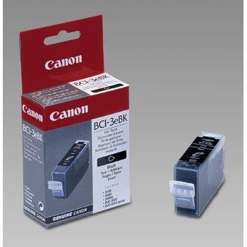 Blekk Canon BCI-3eBK Sort