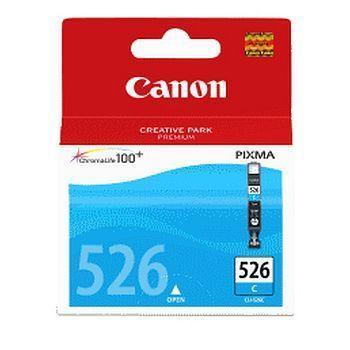 Blekk Canon CLI-526C Cyan