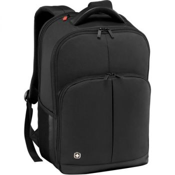 PC Sekk Wenger Link For 16'' Sort Laptop Backpack
