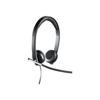 Headset, Logitech USB Stereo H650e