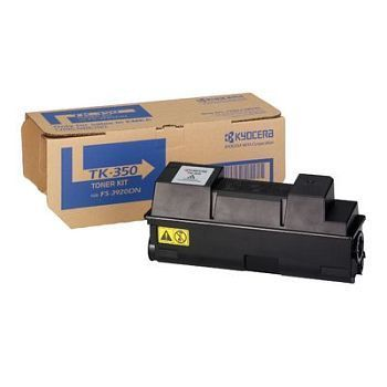 Toner Kyocera TK-350B Sort 15.000 sider