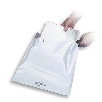 Plastkonvolutt 406x400mm, Mail Tuff