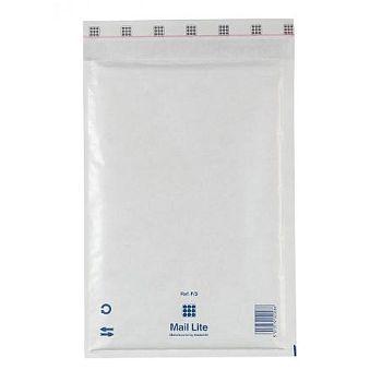 Plastkonvolutt 180x260mm, Mail Tuff Aircap
