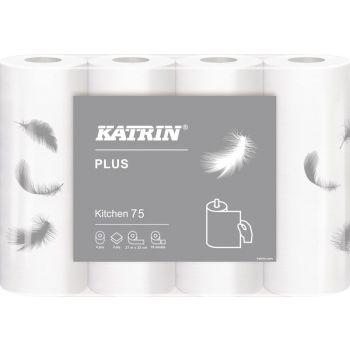 Kjøkkenrull Katrin Plus 22cm x 21 meter 2-lag