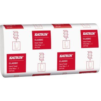 Tørkepapir Katrin Classic One Stop L2 20,6x34cm 2-lag