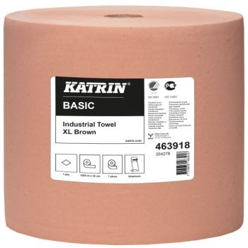 Katrin Basic XL Brown LP