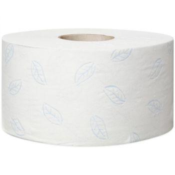 Toalettpapir Tork Premium mini jumbo T2, 170meter 2-lag
