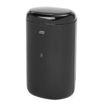 Avfallsdispenser sanitær Tork B3 sort