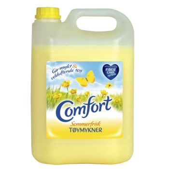 Tøymykner Comfort Sommerfrisk, 5 Liter