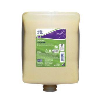 Skumbasert håndrens Deb Grittyfoam, 3.25 Liter