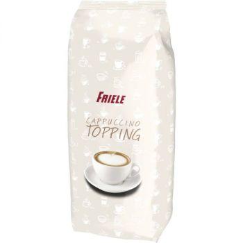 Cappuccino topping Friele 750G kartong. 10 poser