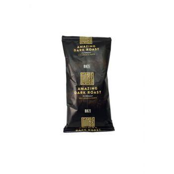 Kaffe filtermalt 250 gr Maze mørkbrent
