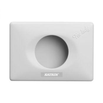 Dispenser for sanitærposer -  Katrin Inclusive - hvit