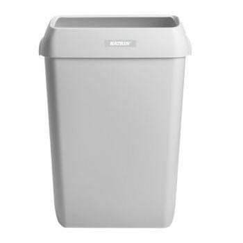 Avfallskurv Katrin Inclusive 50 Liter, Hvit