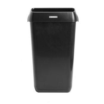 Avfallskurv Katrin Inclusive 25 Liter, Sort
