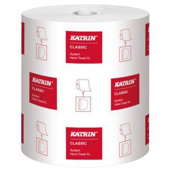 Tørkepapir - Katrin Classic System XL (6 stk)