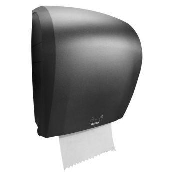 Dispenser tørkepapir - Katrin Towel XL - sort