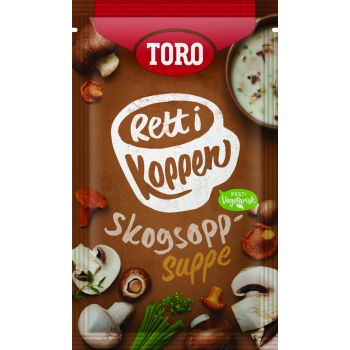Skogsoppsuppe Toro