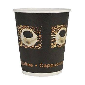 Beger Coffee beans, uten hank. Papp 24cl