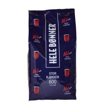 Kaffe Bønner Ali 600 Gr