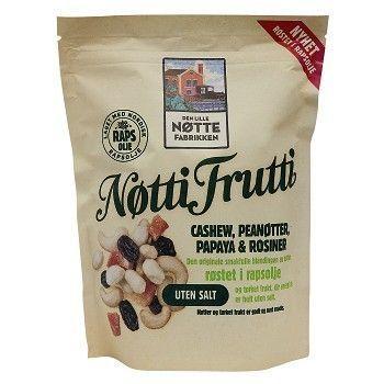 Nøtti Frutti (350 gram )