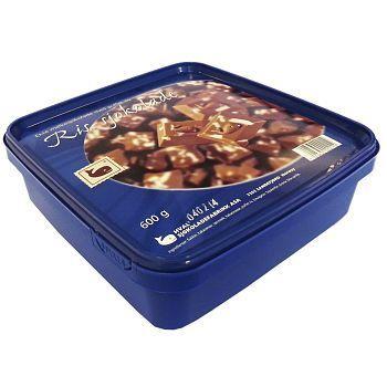 Hval Ris-sjokolade