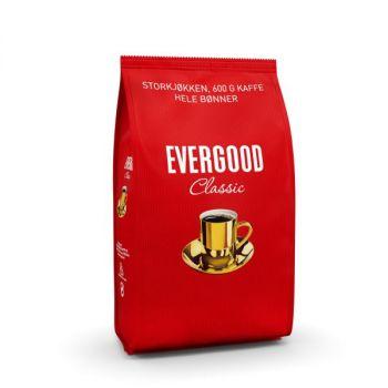 Kaffe Evergood, Hele bønner, 600g