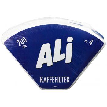 Kaffefilter Ali 1 x 4
