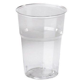 Glass - Duni Trend - plast 39cl (1000 stk)