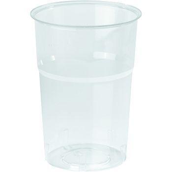 Glass - Duni Trend - plast 62cl (400 stk)