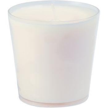 Lys Duni Hvit til stemningslykt (6 stk)