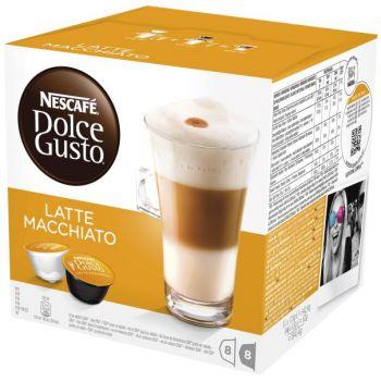 Kaffe Kapsel Dolce Gusto, Latte macchiato
