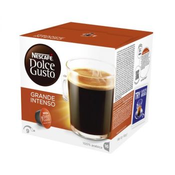 Kaffe Kapsel Dolce Gusto, Grande Intenso