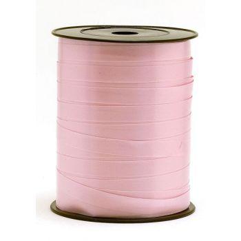 Gavebånd 10mm x 250 meter Lys rosa